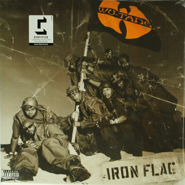 Wu-Tang Clan ‎– Iron Flag 180g 2LP Vinyl Record Reissue, Vinyl, X-Records