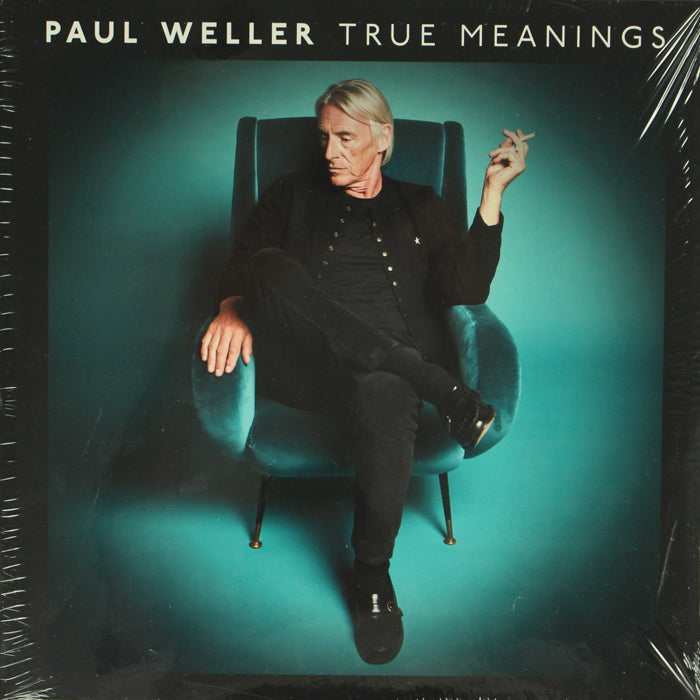 Paul Weller ‎– True Meanings 2LP Vinyl Record Album, Vinyl, X-Records