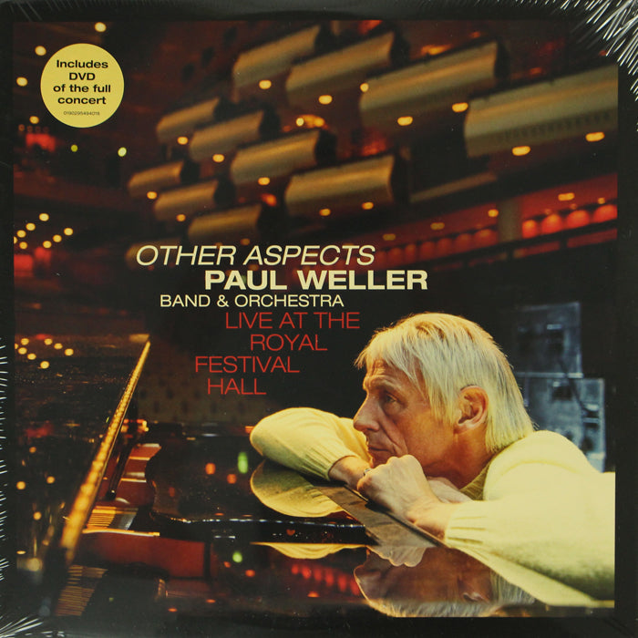 Paul Weller ‎– Other Aspects (Live At The Royal Festival Hall) 3LP Vinyl Album + DVD, Vinyl, X-Records