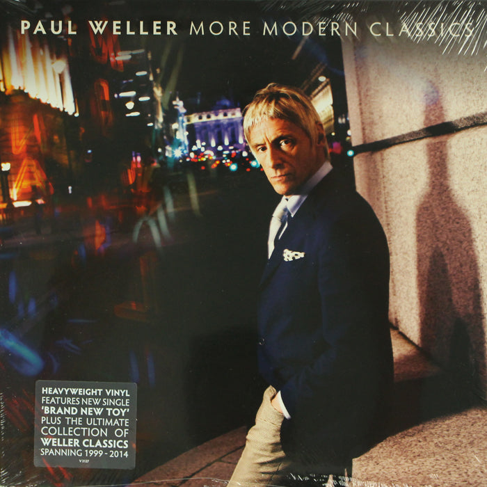 Paul Weller ‎– More Modern Classics 2LP Vinyl Record Album, Vinyl, X-Records