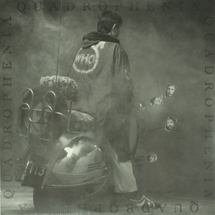The Who ‎– Quadrophenia 2LP 2015 Reissue Vinyl Record Album, Vinyl, X-Records