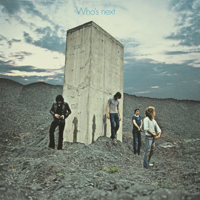 The Who ‎– Who's Next 180g Vinyl Record Album Reissue, Vinyl, X-Records