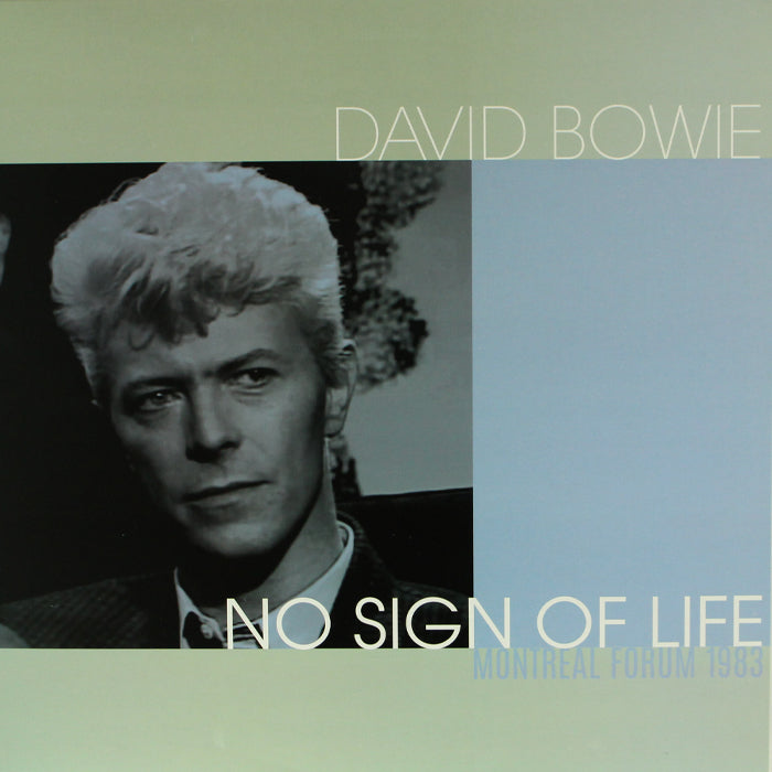 David Bowie - No Sign Of Life Montreal Forum 1983 180g Colour Vinyl Record, Vinyl, X-Records