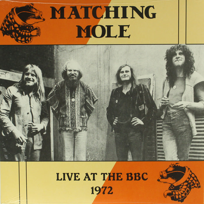 Matching Mole - Live At The BBC 1972 Vinyl Record, Vinyl, X-Records