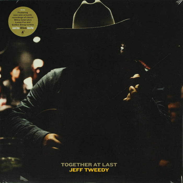 Jeff Tweedy ‎– Together At Last (Loft Acoustic Session I) 180g Colour Vinyl Record, Vinyl, X-Records