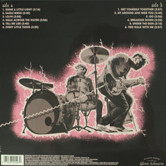 The Black Keys ‎– Let's Rock 140g Vinyl Record Album, Vinyl, X-Records