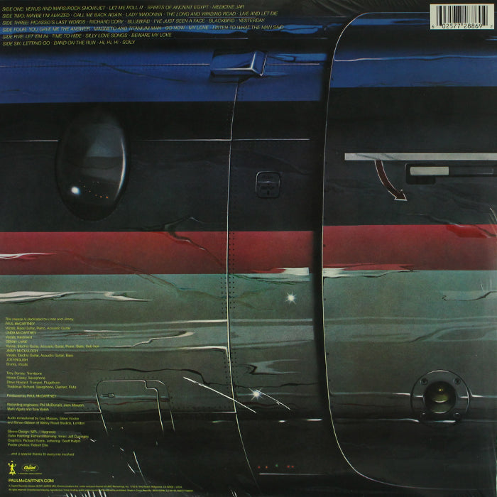 Paul McCartney & Wings - Wings Over America 3LP 180g Triple Vinyl Record Album, Vinyl, X-Records