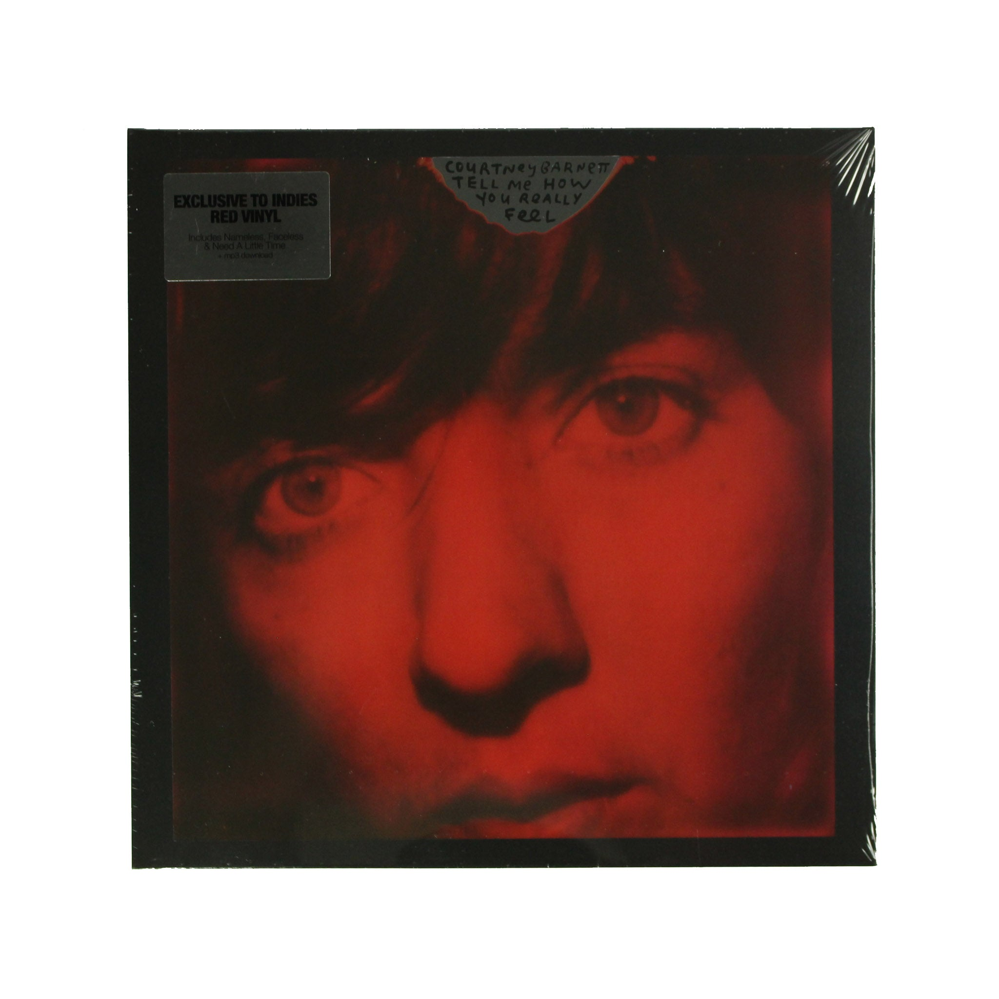 "Courtney Barnett ‎– Tell Me How You Really Feel 12"" Vinyl Record, Vinyl, X-Records"