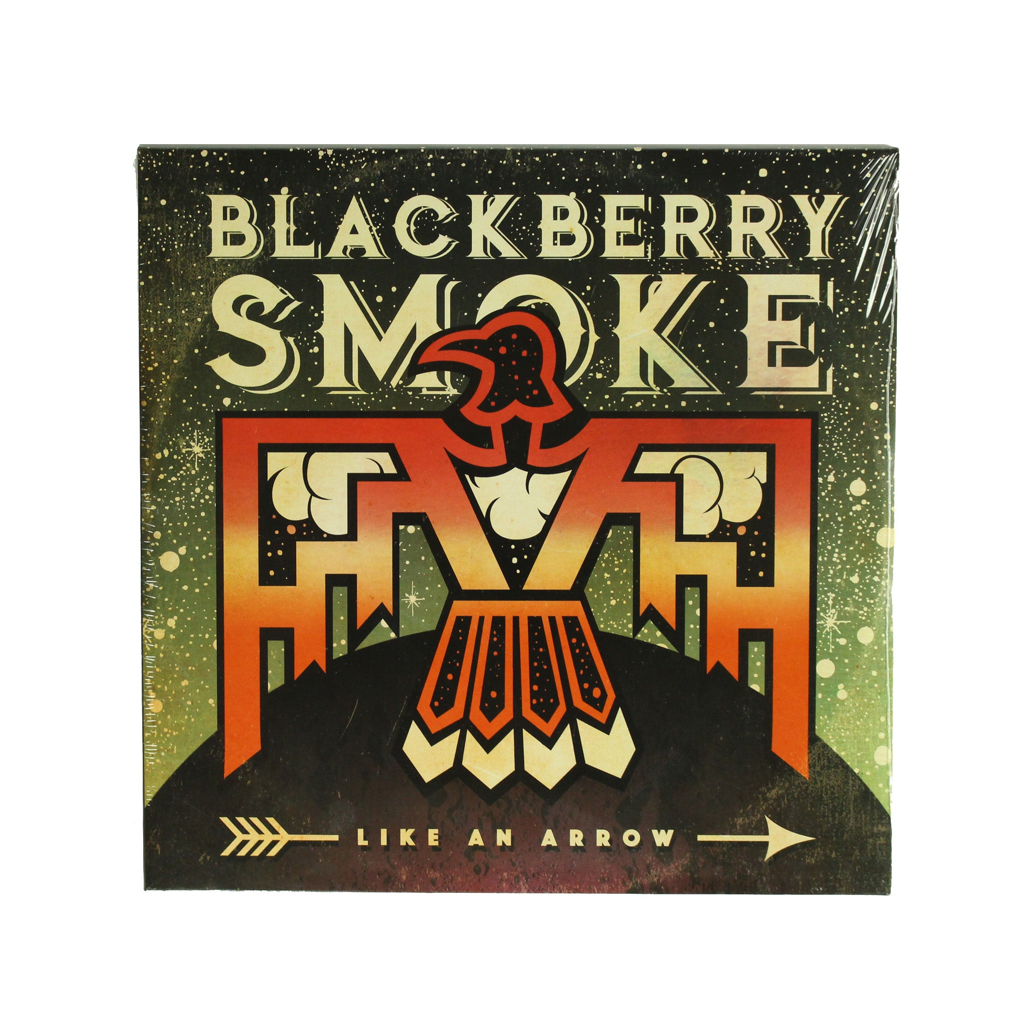 "Blackberry Smoke ‎– Like An Arrow 12"" Vinyl Record Album, Vinyl, X-Records"