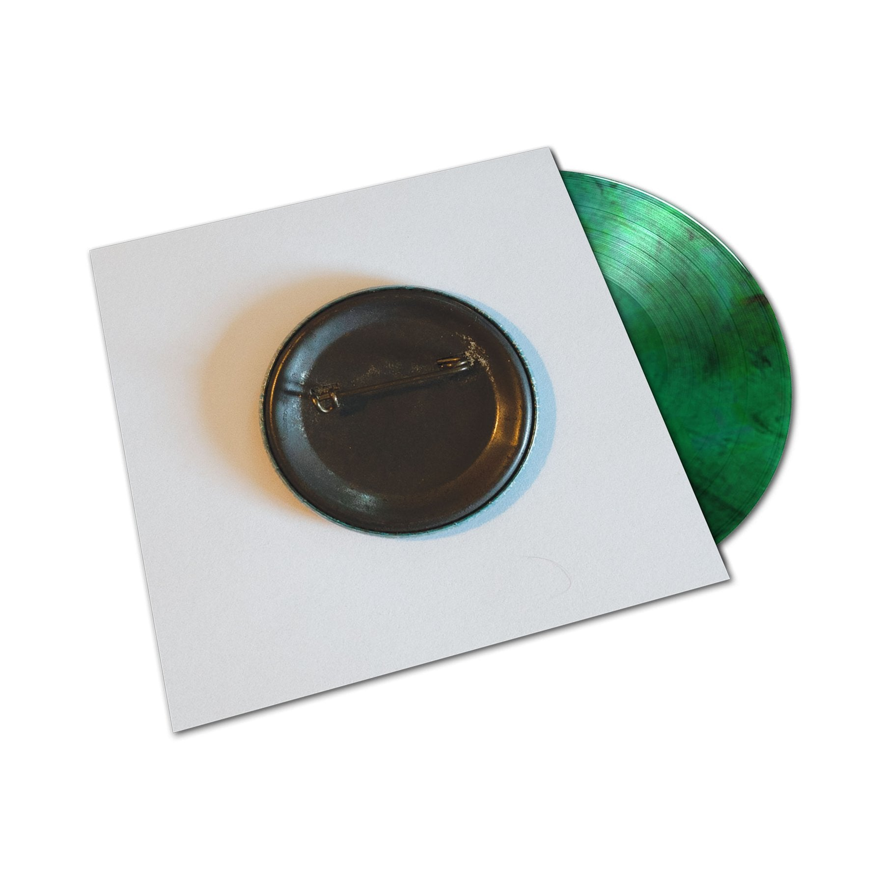 Mac Demarco - Here Comes The Cowboy Green/Black Colour Limited Edition Vinyl Record, Vinyl, X-Records