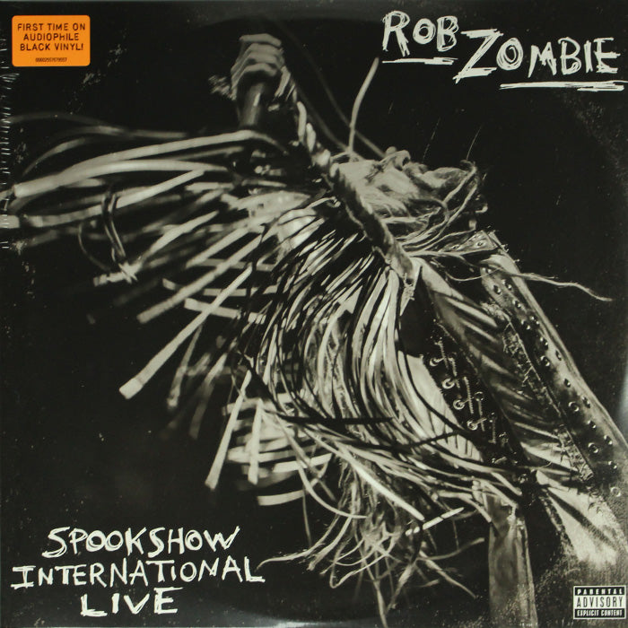 Rob Zombie ‎– Spookshow International Live 2LP Vinyl Record, Vinyl, X-Records