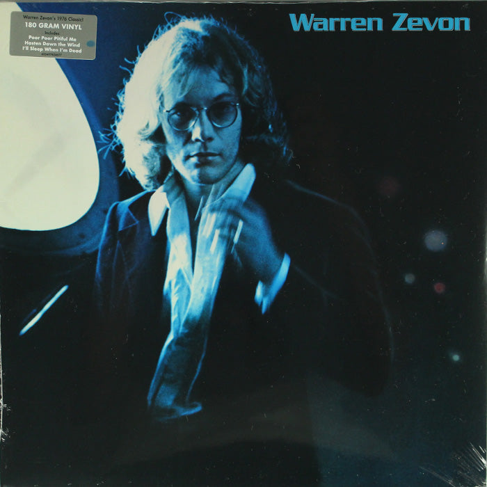 Warren Zevon ‎– Warren Zevon 180g Vinyl Record, Vinyl, X-Records