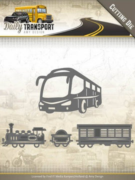 Amy Design - Dies - Daily Transport - Public Transport