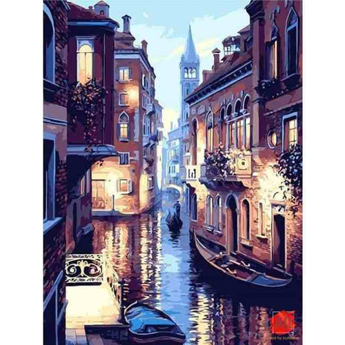 venice paint by numbers