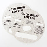 Cold Brew Coffee Bag Keg Collars