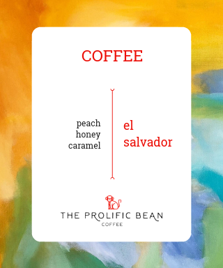 El Salvador roasted coffee beans, roasted coffee beans, gifts ideas