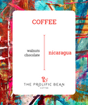 Nicaragua roasted coffee beans, roasted coffee beans, gift ideas for customers