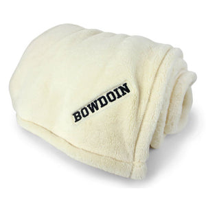 L.L.Bean for Bowdoin Wicked Plush Throw