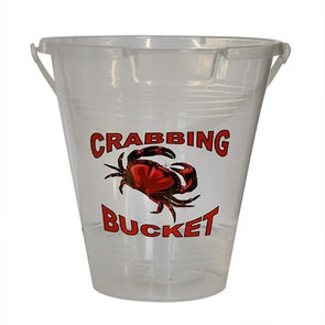 Crab Bucket with pouring lip
