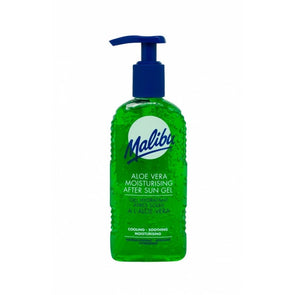 Malibu After Sun Moisturising Gel with Aloe Vera 200ml