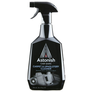 Astonish car carpet and upholstery cleaner