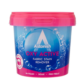 Astonish Oxy Active Stain Powder 500g