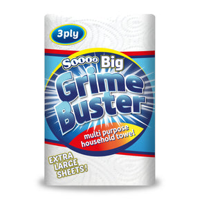 Soooo Big Grime Buster 1 Pack Kitchen Towel