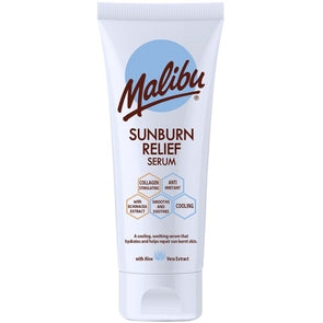 Malibu Sunburn Relief Serum with Aloe Vera Extract 75ml