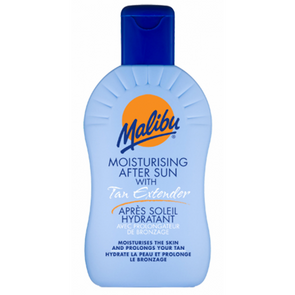 Malibu After Sun Moisturising Lotion With Tan Extender 200ml