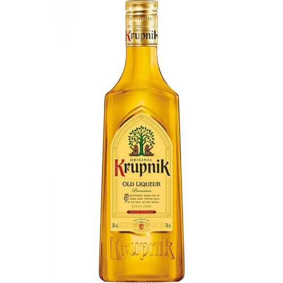 Krupnik - Old Honey Liqueur - Alcohol