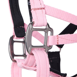 Dog Head Collar Pink (without chain)