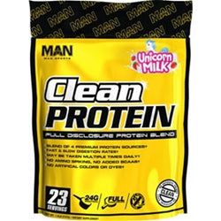 MAN Sports Clean Protein, 23 servings