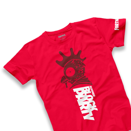 Chicken Champions Block Party Tee
