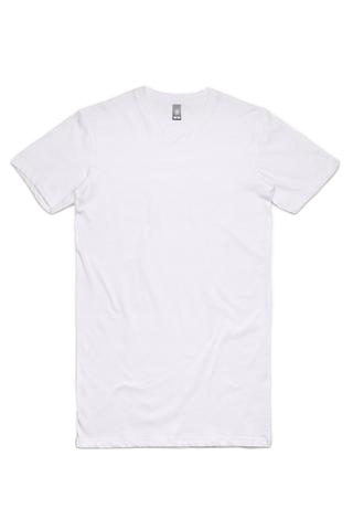 AS COLOUR- 5013  MENS TALL TEE - Workin' Gear