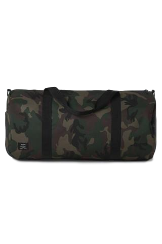 AS COLOUR - 1006 CAMO AREA DUFFEL BAG - Workin' Gear