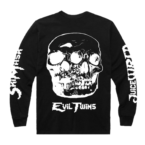 Evil Twins Longsleeve + Digital Album