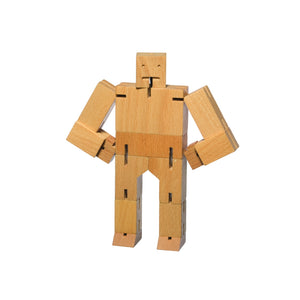 CUBEBOT® Small | 3D PUZZLE ROBOTER | David Weeks | Areaware