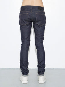 Classic Skinny Jean in Selvedge Indigo by OAK in Indigo by Oak
