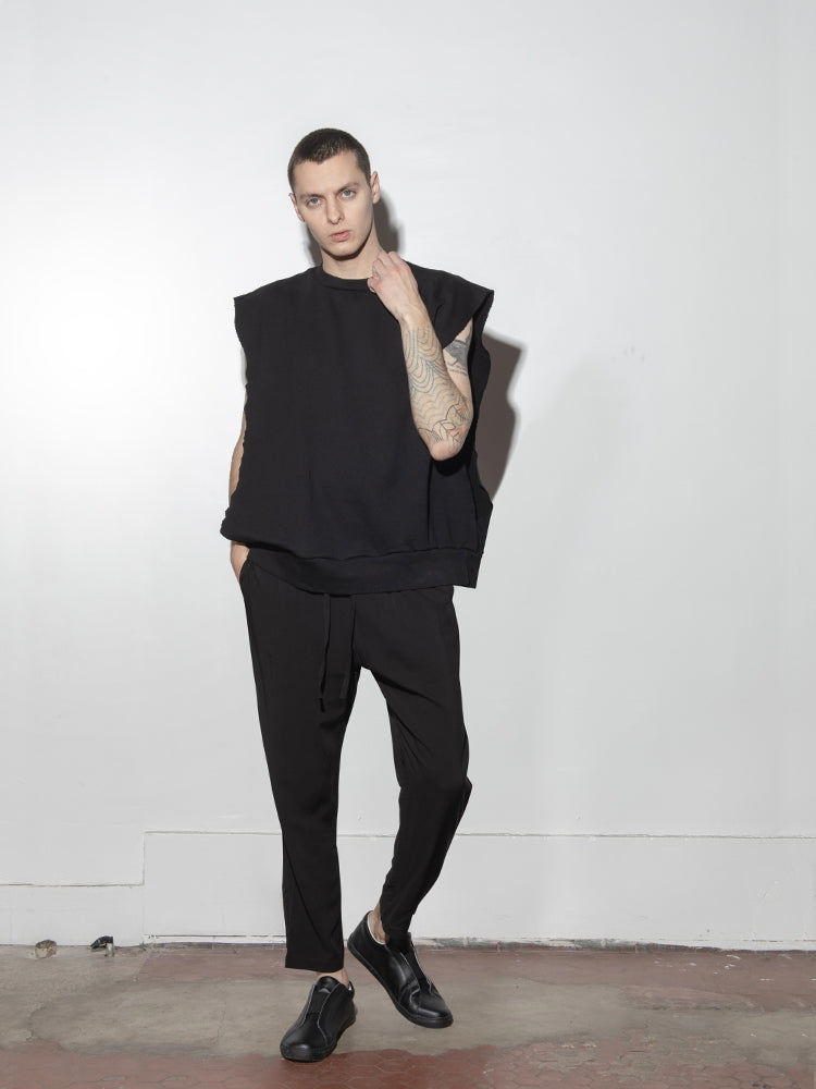 Stagg Pant in Black by Oak
