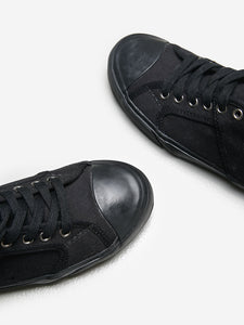 Milton Sneaker in Black by Oak in Black by Oak