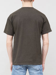 Basic Tee in Fatigue by Oak OOS