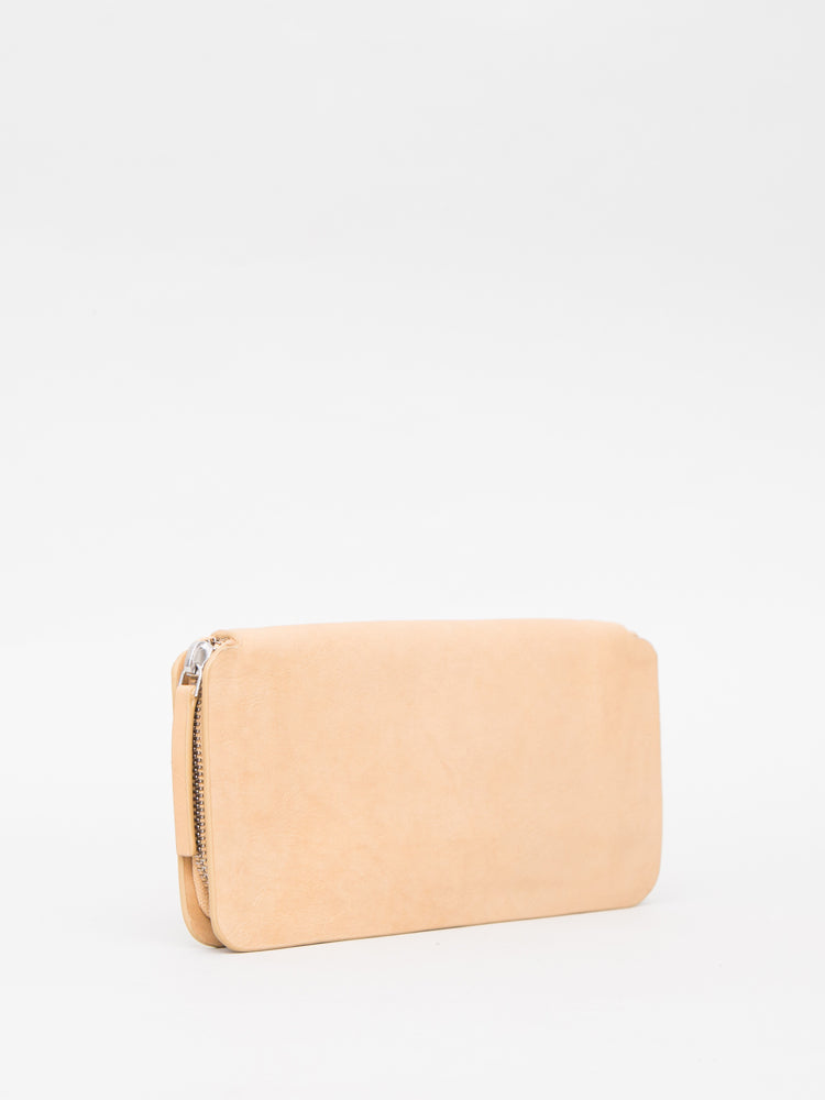 Oak Stagg Large Wallet in Natural in Natual by Oak
