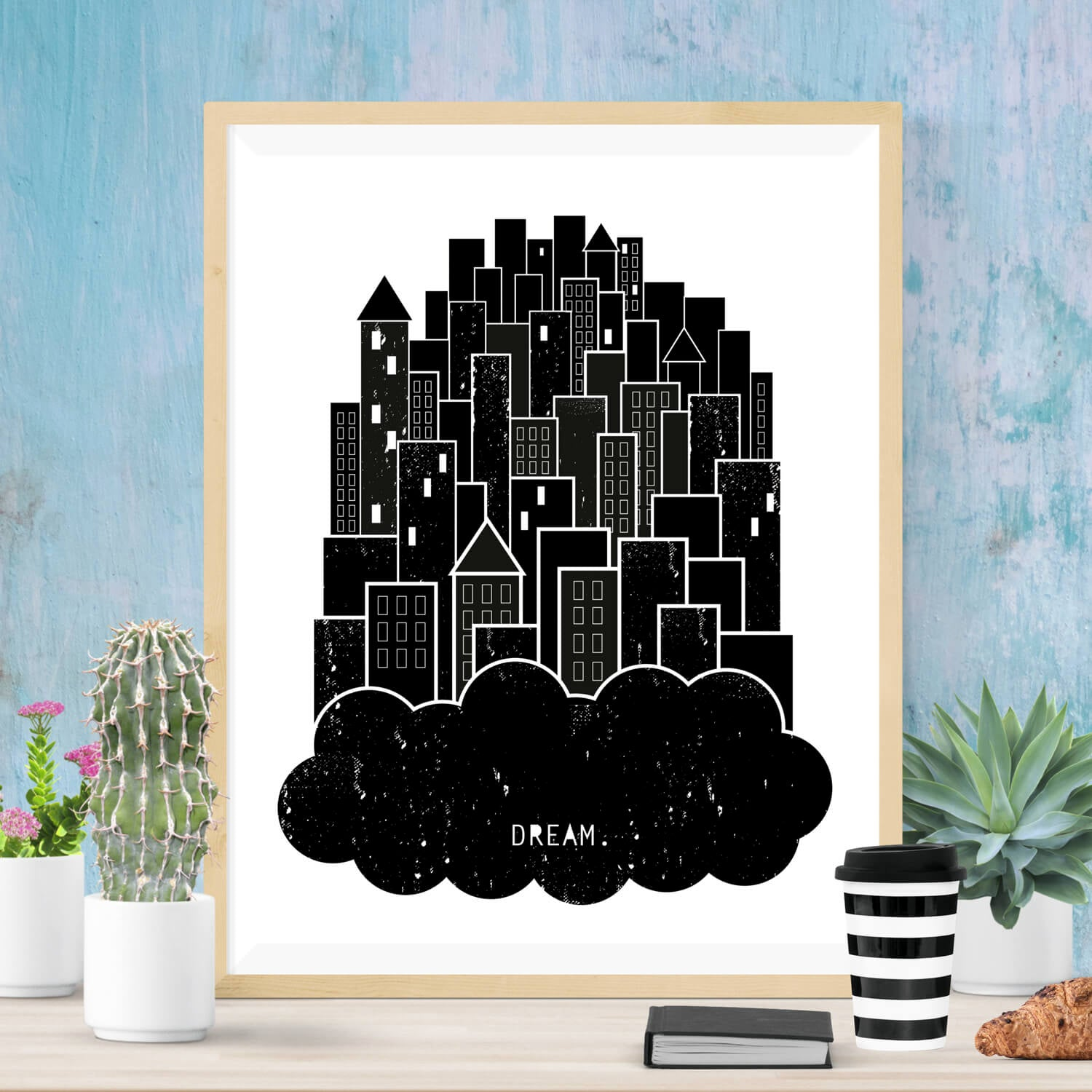 Dream Print - Vision City Design Studio
