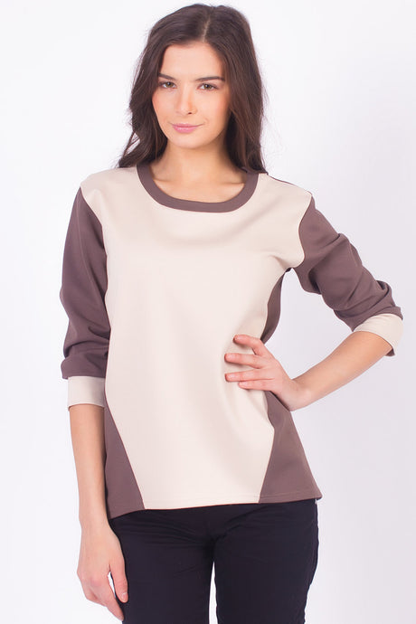 High Low Sweatshirt #2120