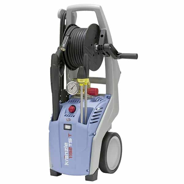 Kranzle 1152TST 10A Electric Cold Water Pressure Washer - Prime Finish Car Care