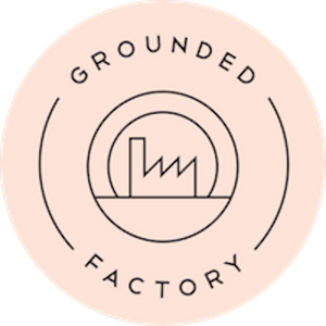 grounded factory logo png