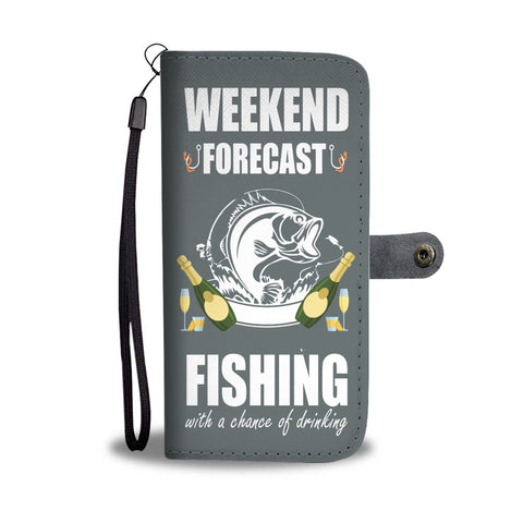 Fishing Wallet Case