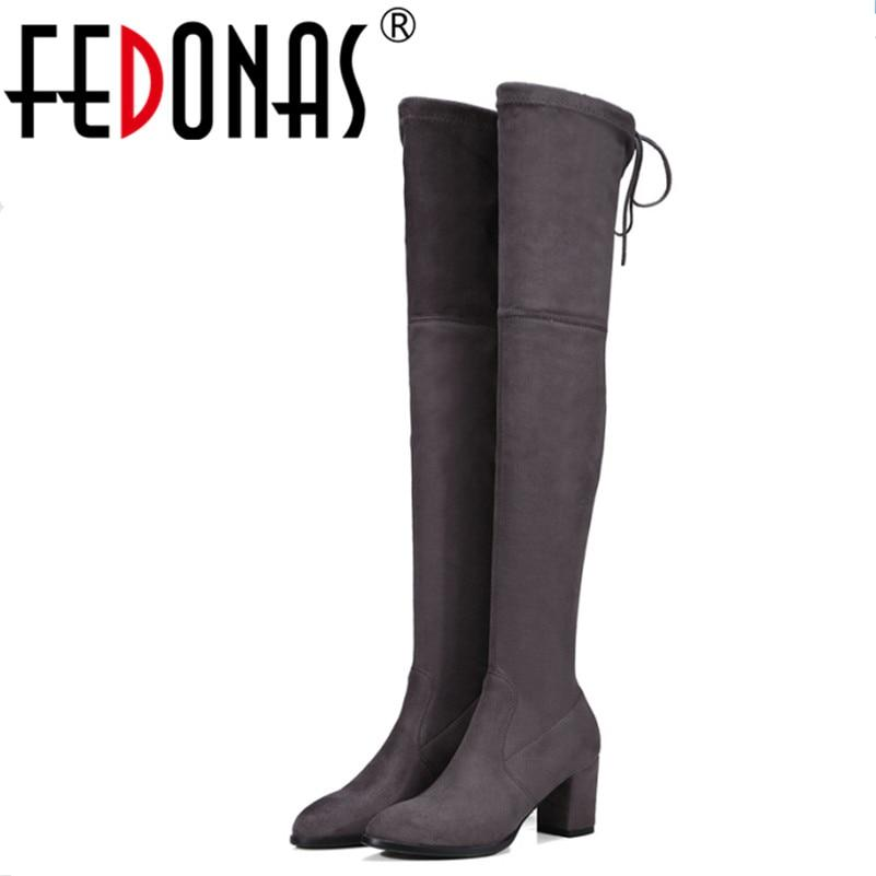 Top Quality New Sexy Over The Knee High Snow Boots Womenmodkily-modkily
