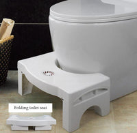Folding Adjustable Toilet Stool