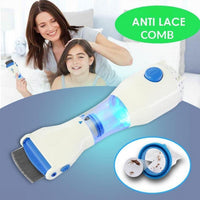 Electric Lice Removal Comb